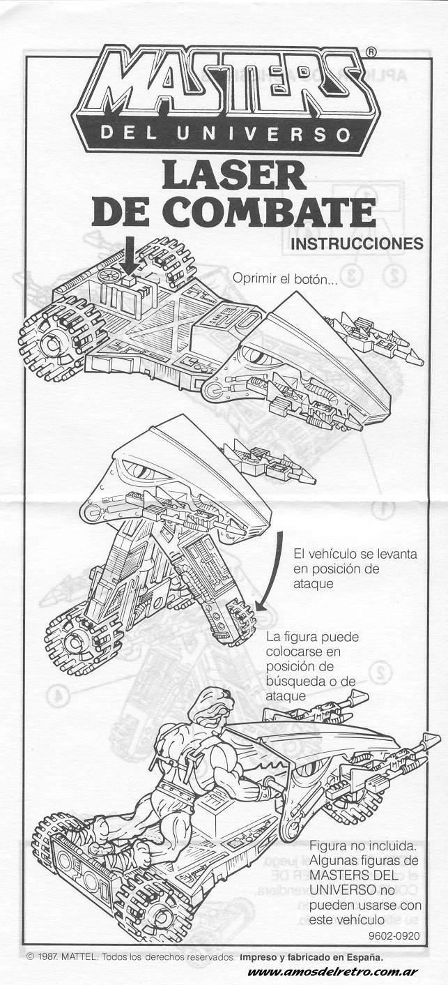 Notices Espagnoles Manual_Laserbolt01