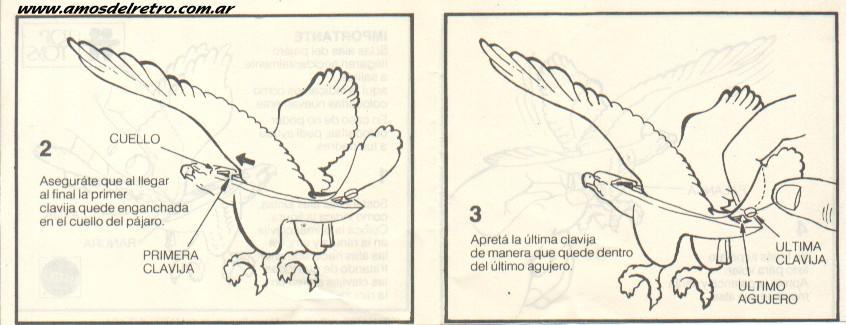 Notices Espagnoles Manual_Pajaros02