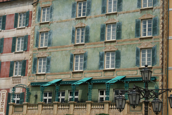 [Tokyo Disney Resort] Guide des Hôtels Facade_TDSea1_075