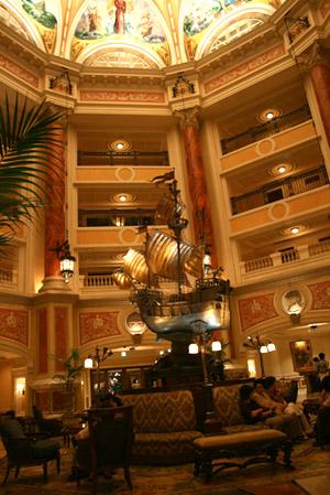 [Tokyo Disney Resort] Guide des Hôtels LobbyTDSea1_374