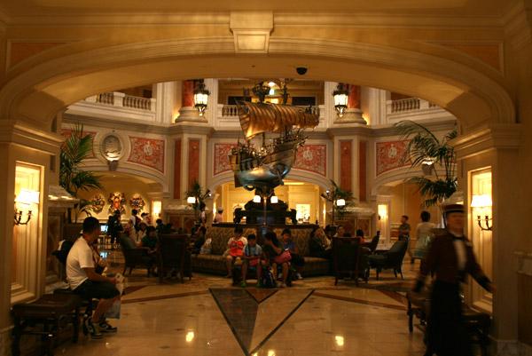 [Tokyo Disney Resort] Guide des Hôtels LobbyTDSea2-020