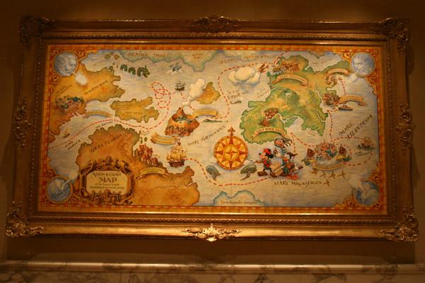 [Tokyo Disney Resort] Guide des Hôtels Tableau_Iks1-100
