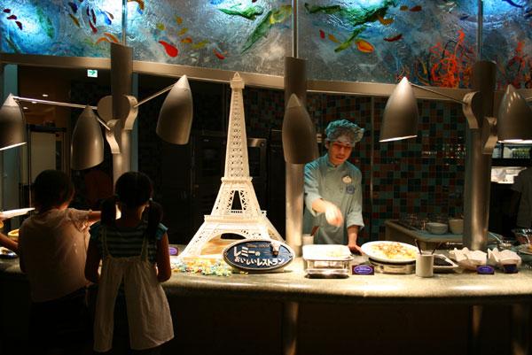 [Tokyo Disney Resort] Guide des Hôtels Ratatouille-014