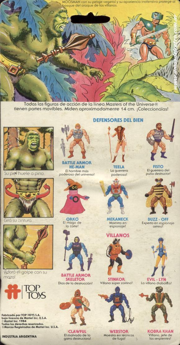 Les Backcards Top Toys Mossman_Carton