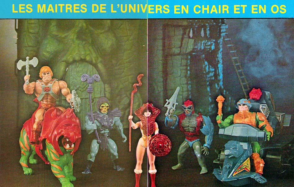 Publicités en France Pubcomicfrench