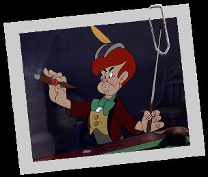 [Dossier] Les comédiens de doublage des films d'animation Disney en version française - Page 8 Crapule