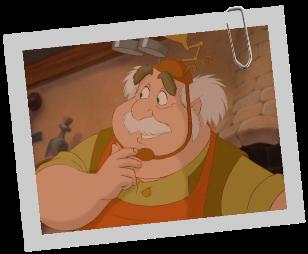 Baccalauréat en images (Disney). - Page 6 Maurice
