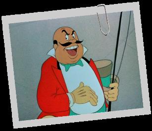 [Dossier] Les comédiens de doublage des films d'animation Disney en version française - Page 10 Monsieur%20Loyal