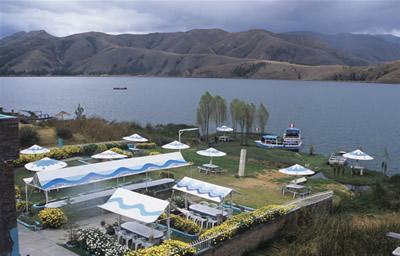 Laguna de Paca Lagunapaca