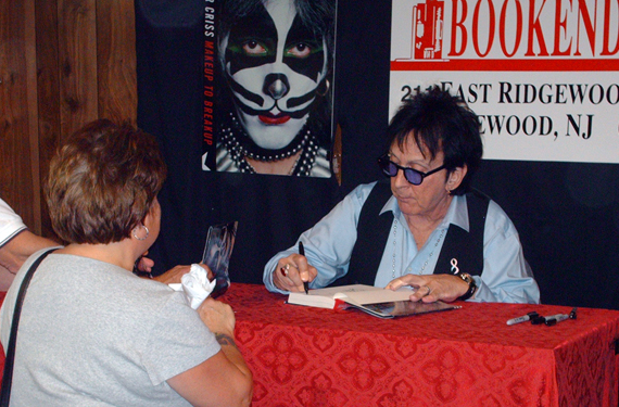 Peter  Criss News - Page 4 4