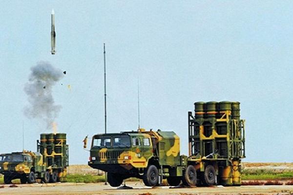 """Mỹ """"cấm"""" Thổ Nhĩ Kỳ mua tên lửa của Trung Quốc HQ_9FD_2000_TQ"""