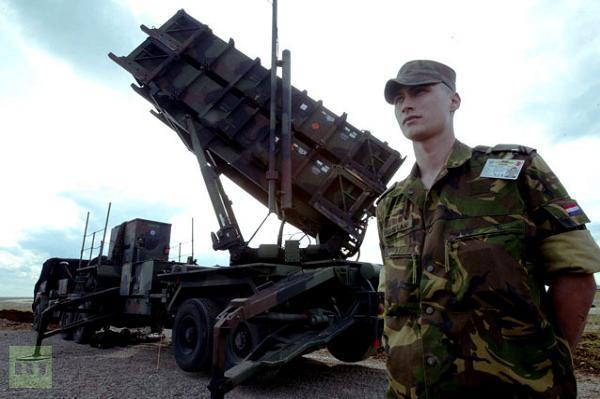 """Mỹ """"cấm"""" Thổ Nhĩ Kỳ mua tên lửa của Trung Quốc Patriot_My"""