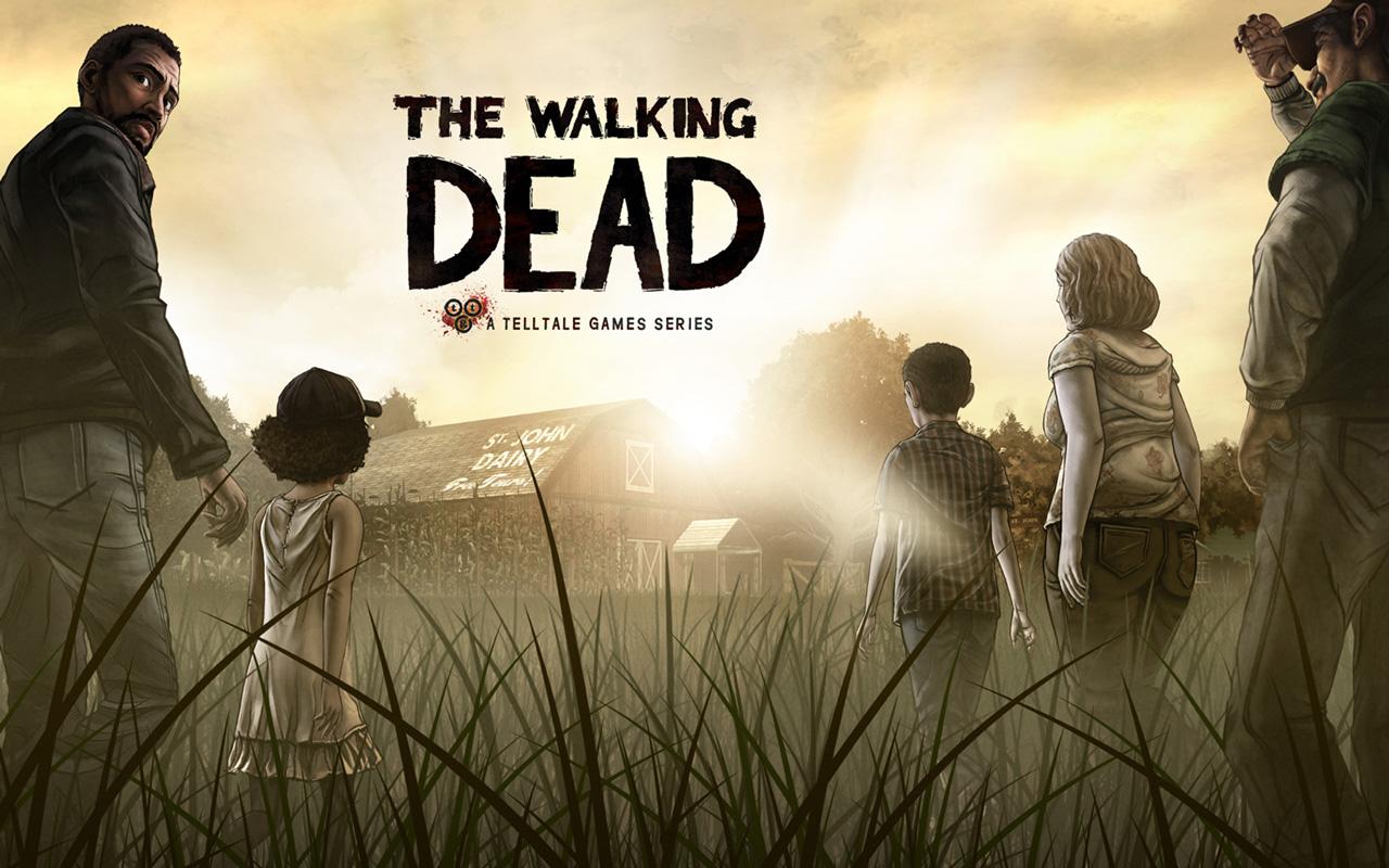 [VideoGames] Del Comic a las Consolas TWD-game-the-walking-dead-game-telltale-games