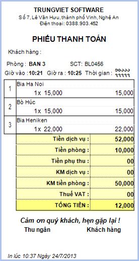 Phần mềm quản lý Bar Karaoke Phieu%20dich%20vu%20Karaoke