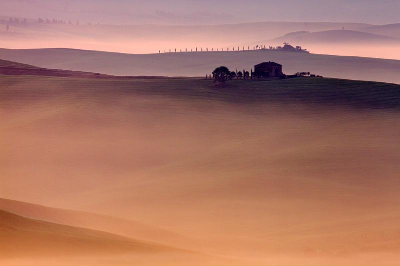 C'est de toute beauté : sites et lieux magnifiques de notre monde. Bella-toscana-204