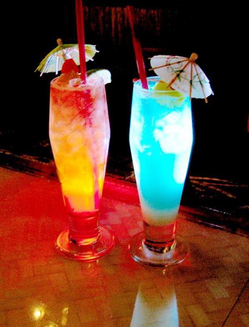 Kokteilių Baras. Drinks