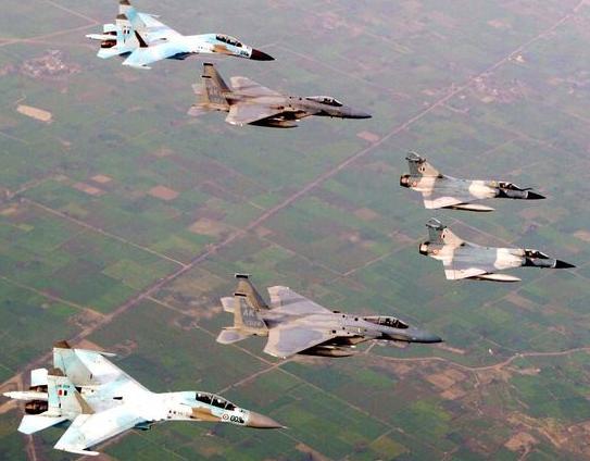 Aviones Rusos  Sukhoi
