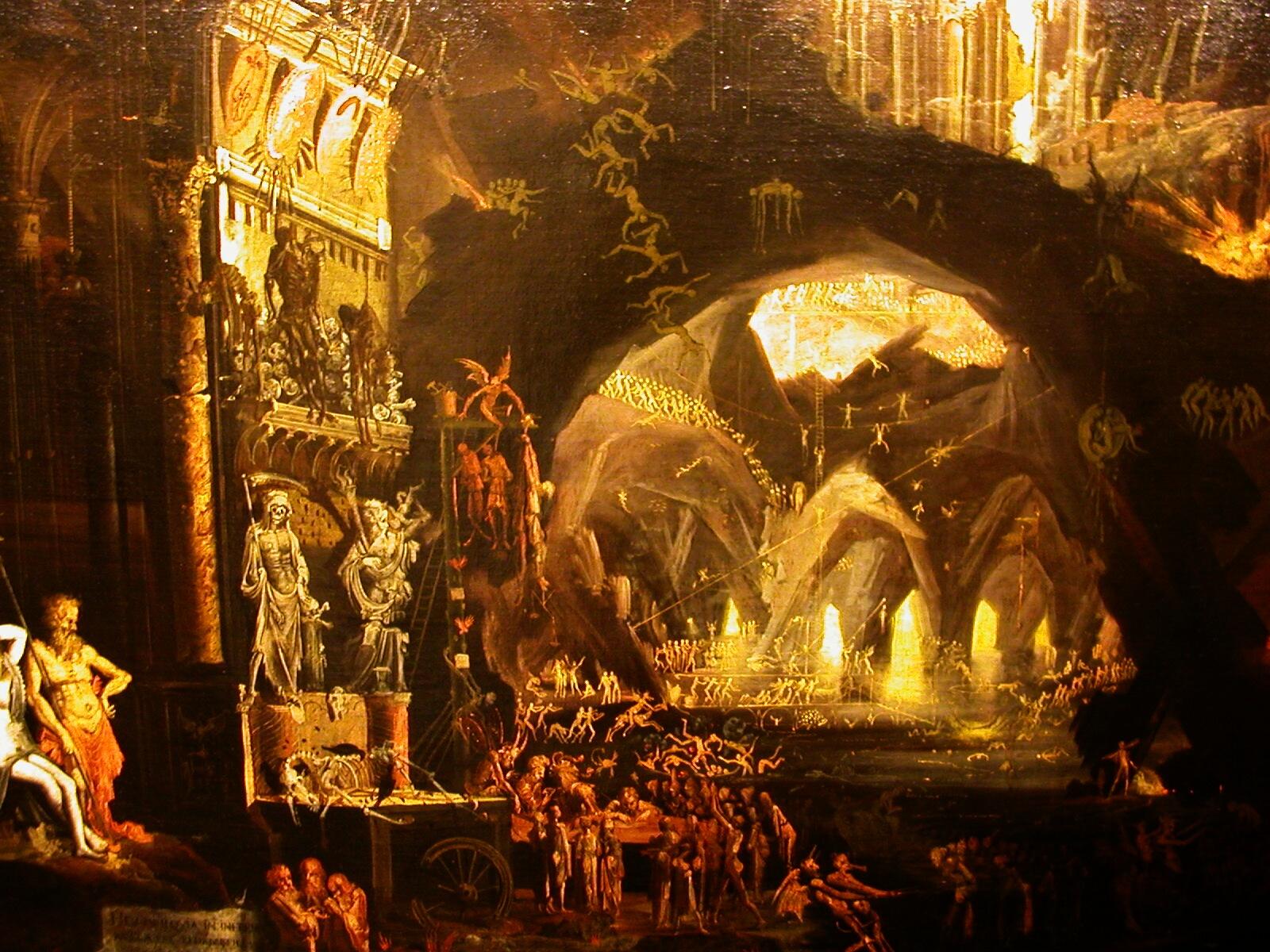 Mendelssohn: Oratorios (Elias ; Paulus) Francois%20de%20Nome%20-%20Les%20Enfers