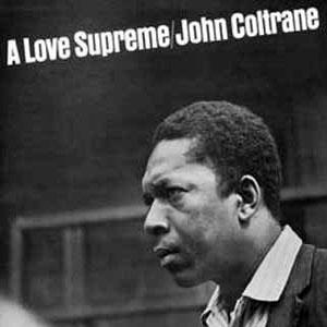 John Coltrane A-love-supreme