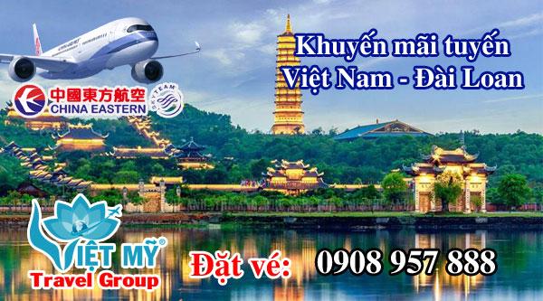 China Airlines khuyến mãi đặc biệt cho tuyến Sài Gòn - Đài Loan   Khuyen-mai-tuyen-viet-nam-a