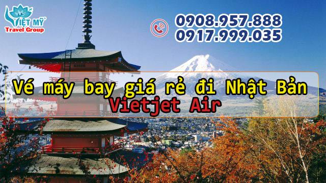 Vé máy bay giá rẻ đi Nhật Bản Vietjet Air Du-lich-nhat