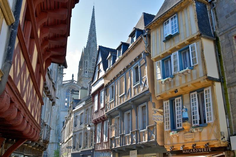 QUIMPER * KEMPER Rue-de-Kereon