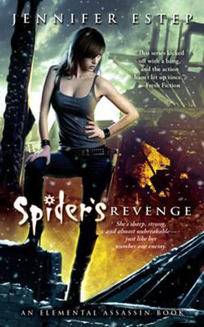 L'Exécutrice - Tome 5 : La Revanche de l'Araignée de Jennifer Estep 10290243