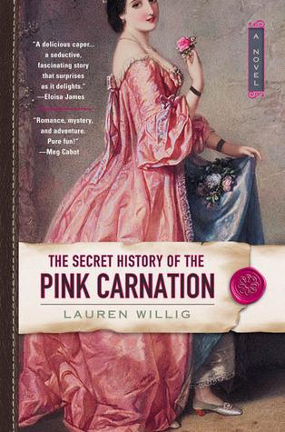 willig - The Secret History of The Pink Carnation de Lauren Willig  84351