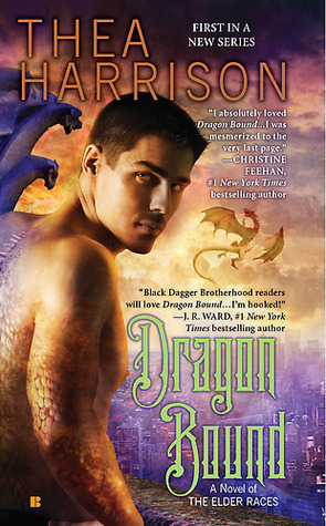 chronique des anciens - La Chronique des Anciens - Tome 1 : Le baiser du dragon de Thea Harrison 9637479
