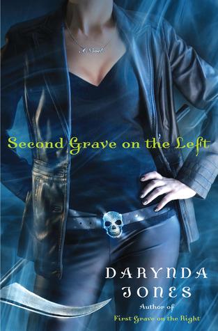 Charley Davidson - Tome 2 : Deuxième tombe sur la gauche de Darynda Jones 9565045