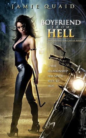 A Boyfriend from Hell de Jamie Quaid (VO) 12891555
