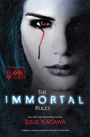The Immortal Rules de Julie Kagawa (VO) 10215349