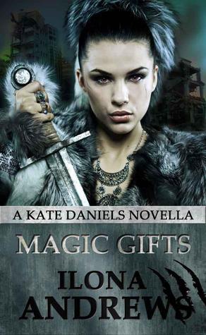 Kate Daniels : Magic Gifts - Tome 5.4 (VO) 13299211