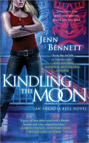 Arcadia Bell (série) - Jenn Bennett (VO) 9795263