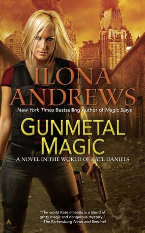 Kate Daniels : Gunmetal Magic - Tome 5.5 - VO   12288282