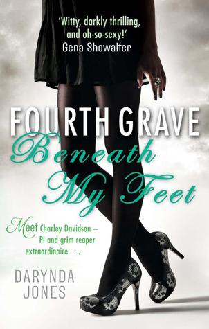 Fourth Grave Beneath My Feet de Darynda Jones (VO) 13411684
