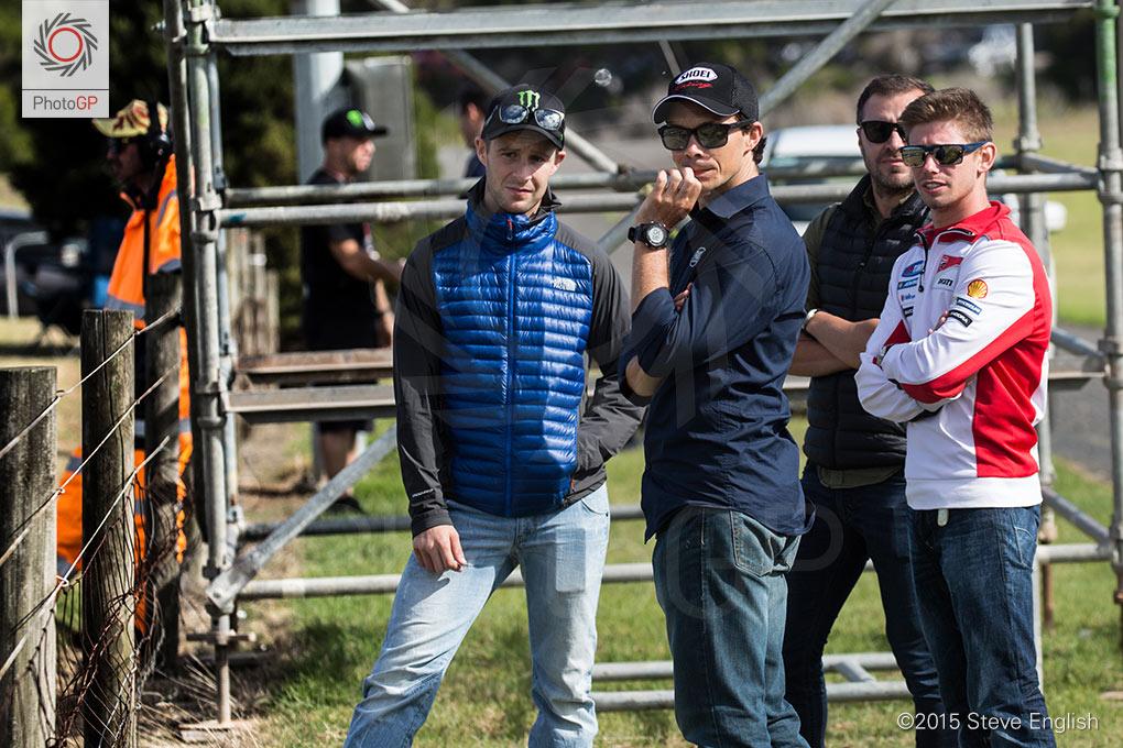 Test MotoGP Phillip Island 2016 - Page 2 Casey-Stoner-Phillip-Island-Steve-English