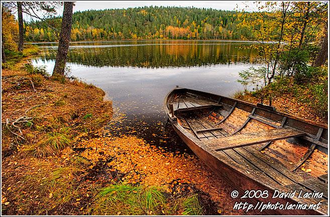 Роскошные пейзажи Норвегии - Страница 23 Image-3093-fall-by-kopperhaugtjernet-autumn-in-nordmarka-norway