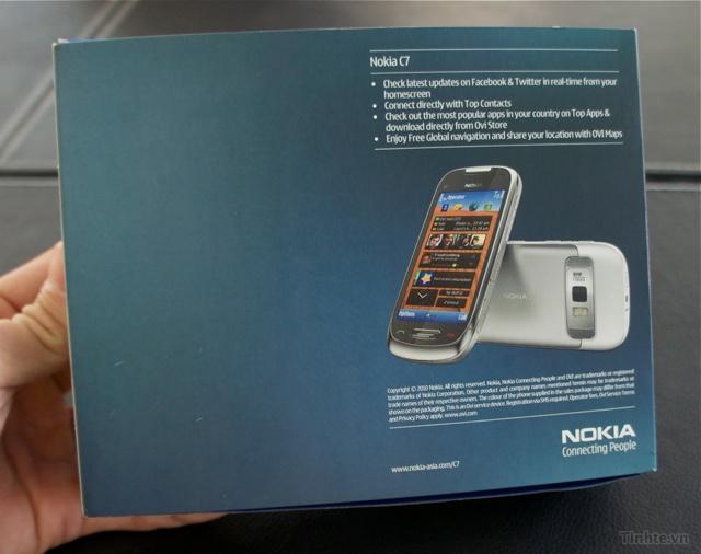 Trên tay Nokia C7-00 chính hãng 97594ccf832241d29_DSC01364
