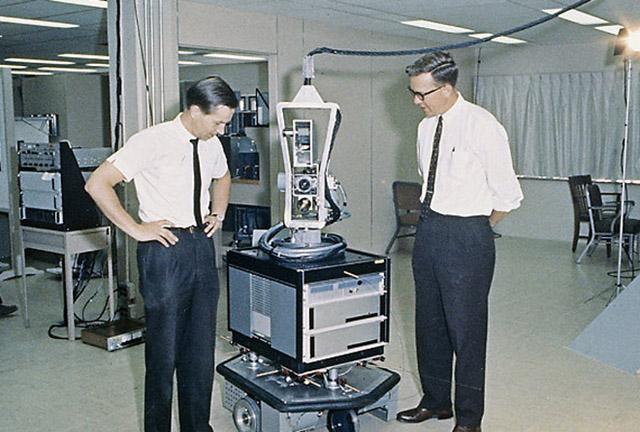DARPA (Defense Advanced Research Projects Agency): Nơi được hiện thực hóa tất cả các ý tưởng 2532703_shakey