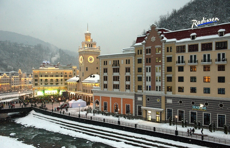 Sochi region enjoying tourism boost following Winter Games - Page 2 1116661