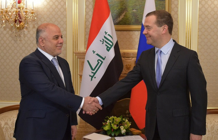Russia -  Iraq bilateral cooperation 1094049