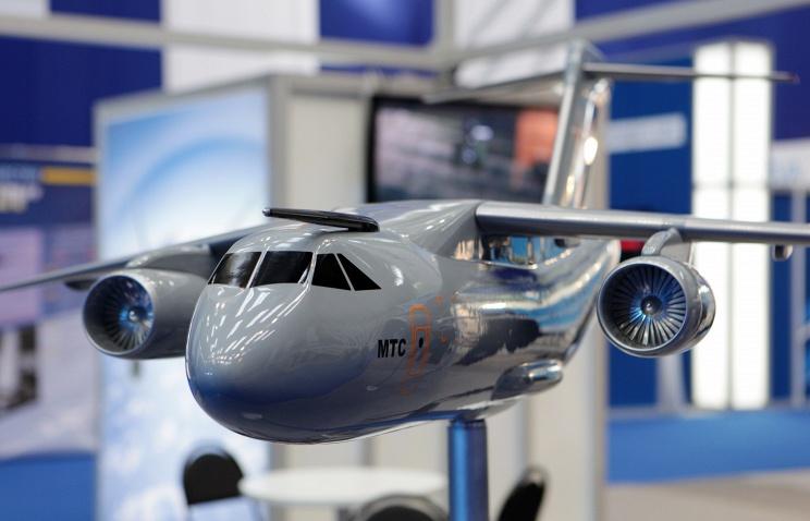 Il-276 (SVTS) Medium Transport 1120325