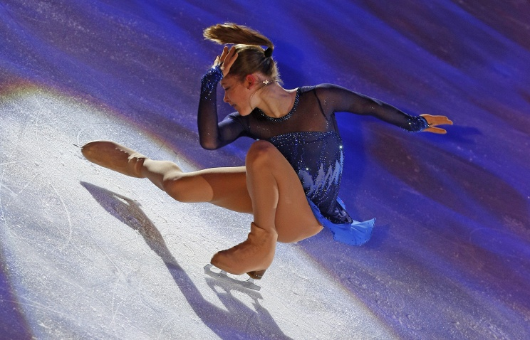 Юлия Липницкая (пресса с апреля 2015) - Страница 2 4092935