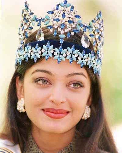 O všem a o ničem Aishwarya-Rai-Bachchan-was-crowned-Miss-World-1994