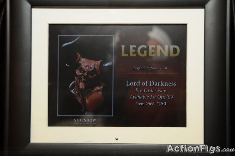 Legend : Legendary Scale Bust Legend Darkness SDC_4444