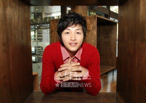 Сон Чжун Ки / Song Joong Ki / Розанчик Photo139346