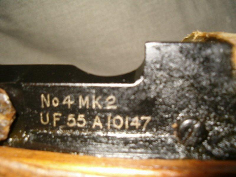 enfield N4 MK2 EnfieldSerialNumbersmall