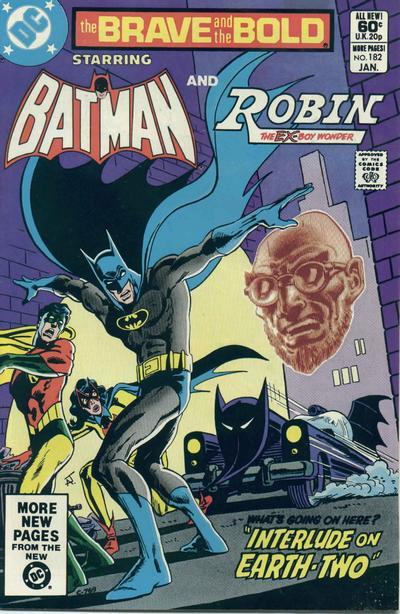 Favorite comic book version of Robin?  (Batman's partner) Brave_and_the_Bold_v.1_182
