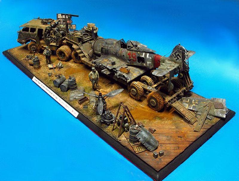 desert rats  et autres dioramas ! IMG_1483